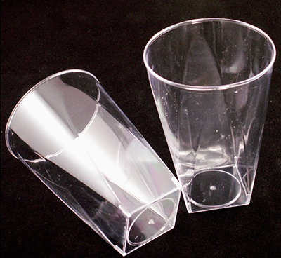 Clear Hard Plastic Cups
